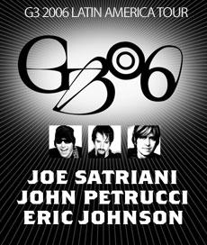 G3 Latin America Tour 2006